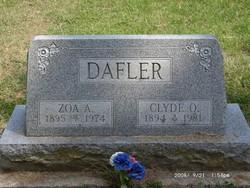 Zoa A. <I>Ludy</I> Dafler