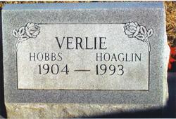 Verlie Maude <I>Thomas</I> Hoaglin