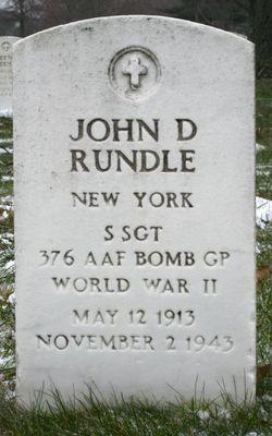 John D Rundle