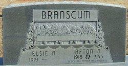 Afton A Branscum
