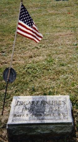 Edgar Fayette Rinehuls, Jr