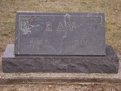 Mary Etta <I>Huffman</I> Ray