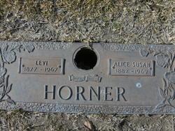 Alice Susan Horner