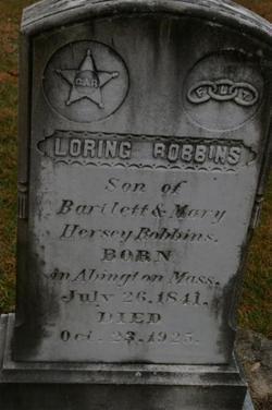 Loring Robbins