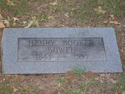 Henry Booker Bowen