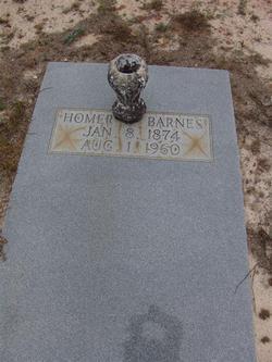 Homer Barnes