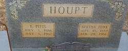 Arta Bertha Mae <I>Funk</I> Houpt