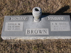 R. W. Brown