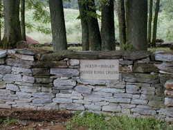 Jackson Hodgkin Pioneer Burial Ground