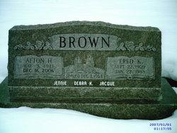 Fred Kershaw Brown