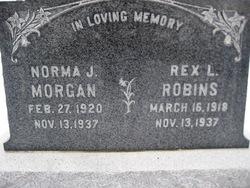 Norma Jaques <I>Morgan</I> Robins