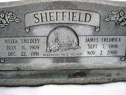 Melva <I>Smedley</I> Sheffield