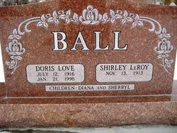 Doris <I>Love</I> Ball
