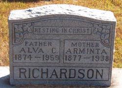 Alva Cummins Richardson