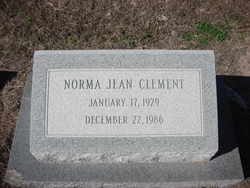 Norma Jean Clement
