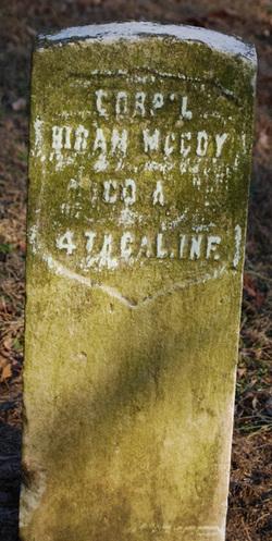 Hiram McCoy