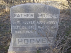 Addie <I>McBryde</I> Hoover