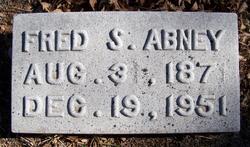 Fredrick Sherwood Abney