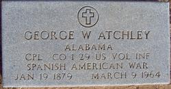 George W Atchley