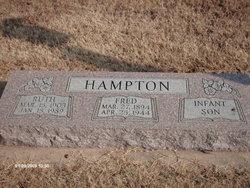 Infant Son Hampton