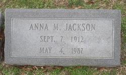 Anna M. Jackson