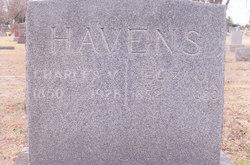 Eliza Jane <I>Ewers</I> Havens