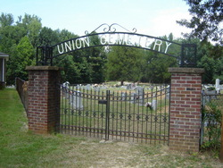 Union Methodist Church Cemetery