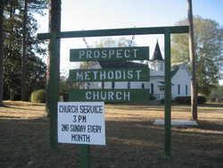 Prospect Methodist Church Cemetery