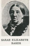 Sarah Elizabeth <I>Baker</I> Maxfield