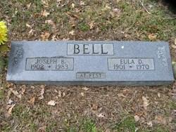 Eula D. <I>Arant</I> Bell