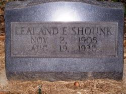 Lealand E Shounk