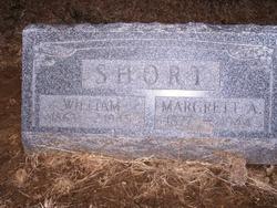 Margrett A Short