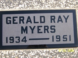 Gerald Ray Myers