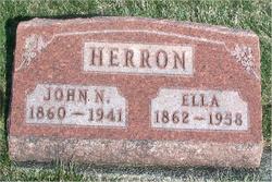 Ella <I>Hawk</I> Herron