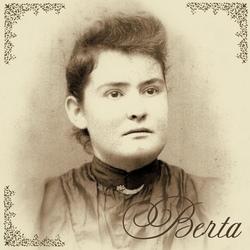 Berta Mary <I>Sharp</I> Henry