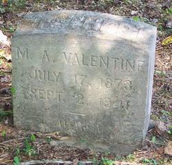 Marion Allen Valentine