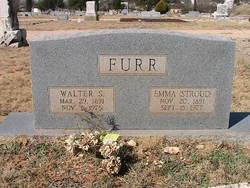 "Emma Frances ""Etta"" <I>Stroud</I> Furr"