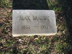 Max Braudy