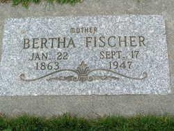 Bertha <I>Fink</I> Fischer