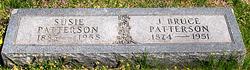 Susie  Relefa Hopper <I>Parks</I> Patterson