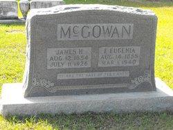 James H McGowan