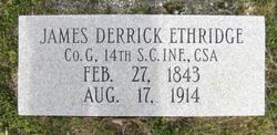James Derrick Ethridge