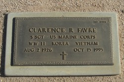 Clarence R Favre