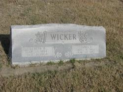 Geneva Helen <I>Brinlee</I> Wicker
