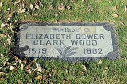 Elizabeth <I>Gower</I> Wood