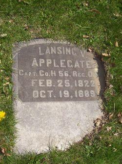 Lansing Vorhees Applegate