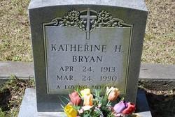 Ida Katherine <I>Hewlett</I> Bryan