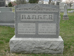 Adora A <I>Graebe</I> Badger