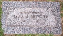 Cora M. Brewster