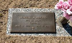 Lowell A Adkins